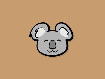 Happy Koala!