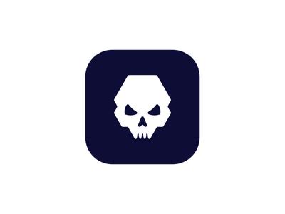 Killswitch Logo Design branding brand identity mark designs design logos logo skull killswitch