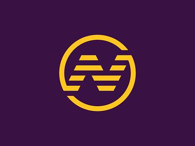NextSpace letter lines designs design identity brand marks logos logo n
