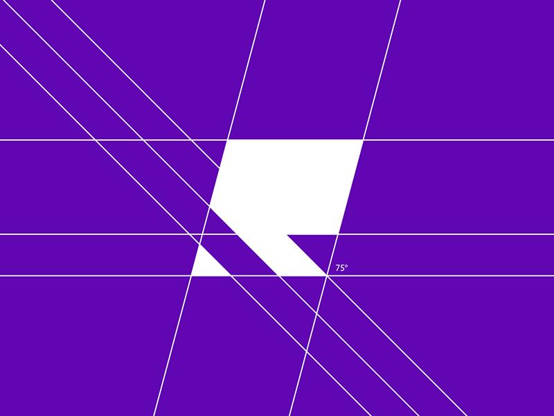 Redeemer Logo letter r mark identity brand designs logos design logo