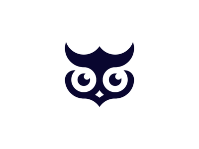 Owl Logo By Yesq Arts Dribbble