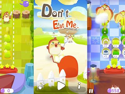 Don't eat me game