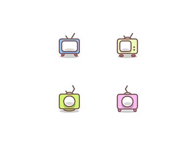 mini tv icon