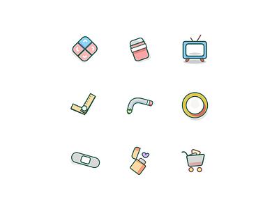 Lebo icons