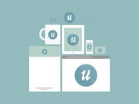 Full design service illustration