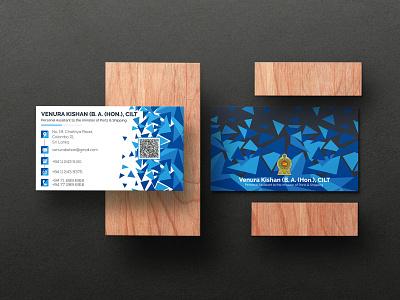 Business Card vector illustration design logo ilustrator graphic design 3d