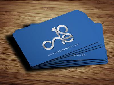 Business card design print card design graphic vector illustration design branding logo graphic design