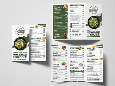 Menu Design illustration brochure design menu menu design design logo motion graphics graphic design branding