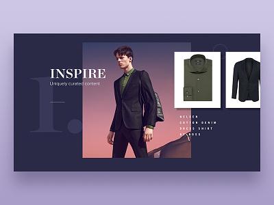 Hugo Boss UI ui fashion boss hugo