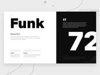 Funk Exploration Concepts