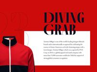Diving Grab // Day 56