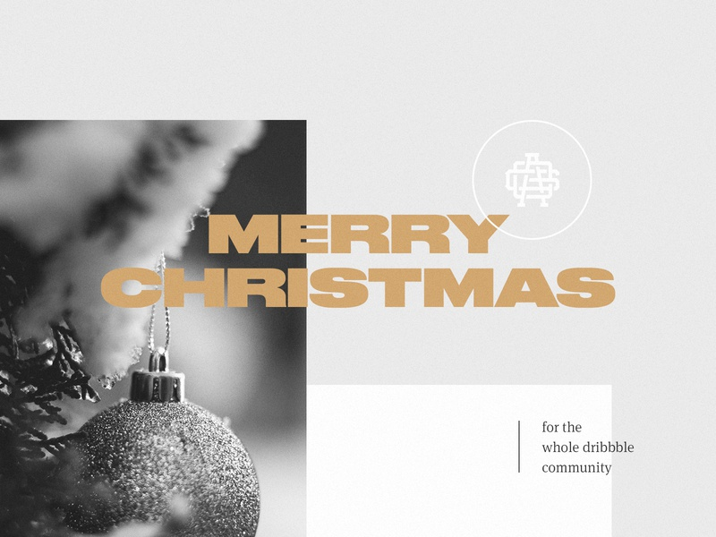Merry Christmas // Day 72 xmas merrychristmas merry typography typo