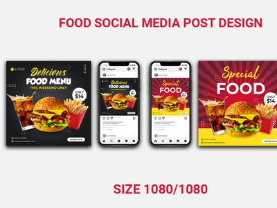 Social media post design vector facebook ad instagram post social media post design ad