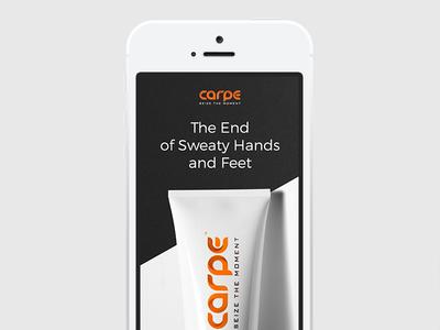 Carpe Website