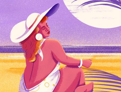 Women Calendar - 2021 women empowerment women in illustration editorial illustration photoshop women illustraion