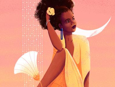 Women Calendar 2021 women empowerment women editorial editorial illustration illustration
