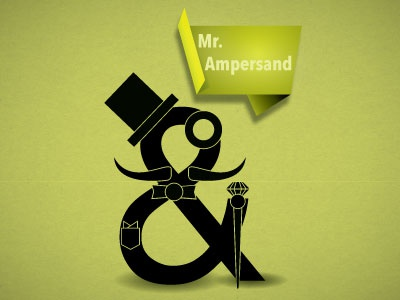 Mrampersand