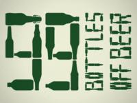 99 Botlles Of Beer
