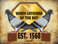 Worm Catchers of The Sky