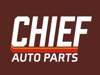 Chief Auto Parts Fictional Rebrand