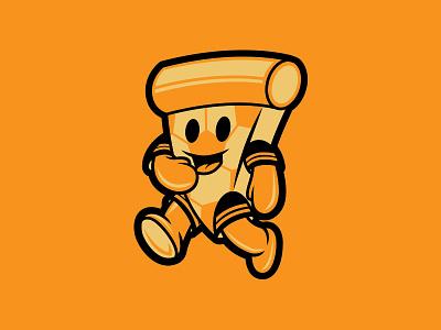 Pizza FC Mascot pizza fc illustration mascot soccer