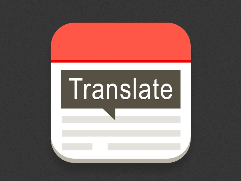 Translate Icon translate icon app app icon
