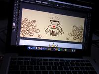Mug design for mom