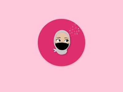 Mask world ✨ ios app ai vector icon design daily ui illustration ux ui