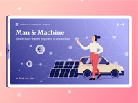 Understanding Blockchain – Man & Machine
