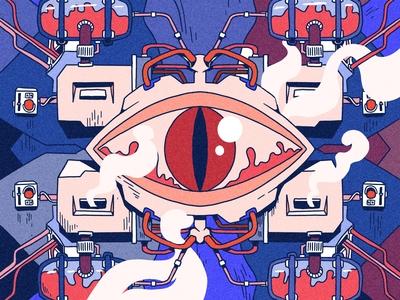 Eye Symmetry