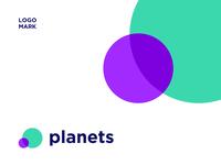 LOGOMARK for Planets