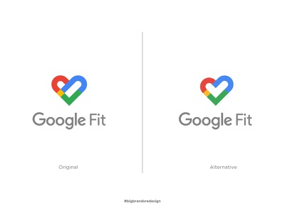 Google Fit logo alteration vector clean new professional identity creative branding logo google ad banner google logo google maps google google fit