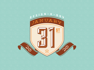 Design-A-Day Challenge: January