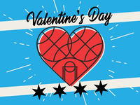 NBA All-Star Chicago – Valentine's Day