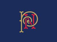 New Orleans Pelicans monogram