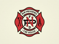 New Providence Fire Department Logo