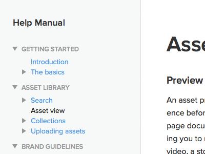 Help Manual proxima nova help manual simple documentation