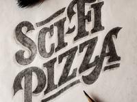 Sci-Fi Pizza