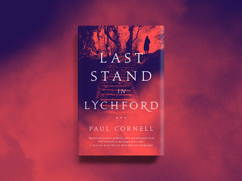 Last Stand book cover