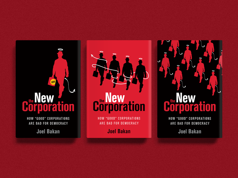New Corp book cover