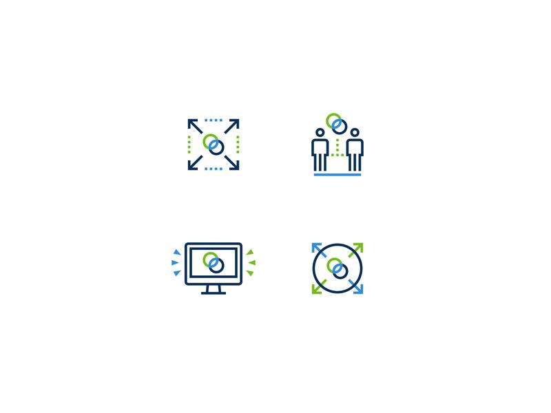 4 icons icon set icon