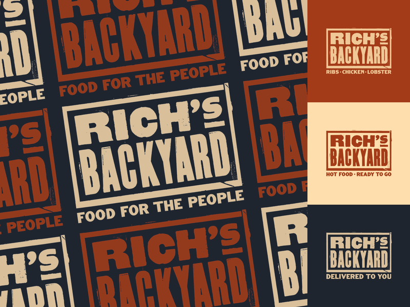 RBY woodtype bbq logo