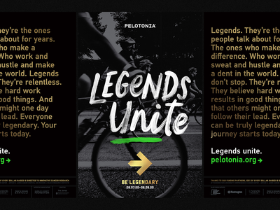 Legends Unite poster