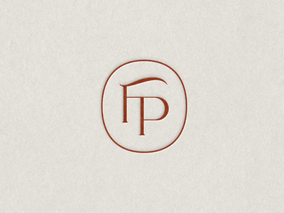 fp monogram logo