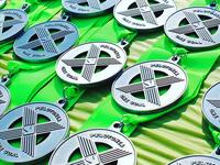 Pelotonia Medals
