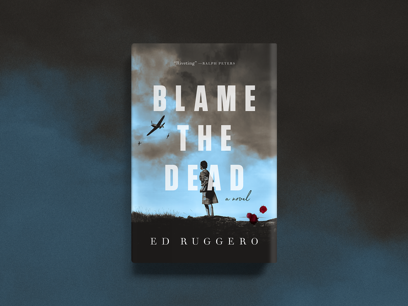 Blame the Dead book cover