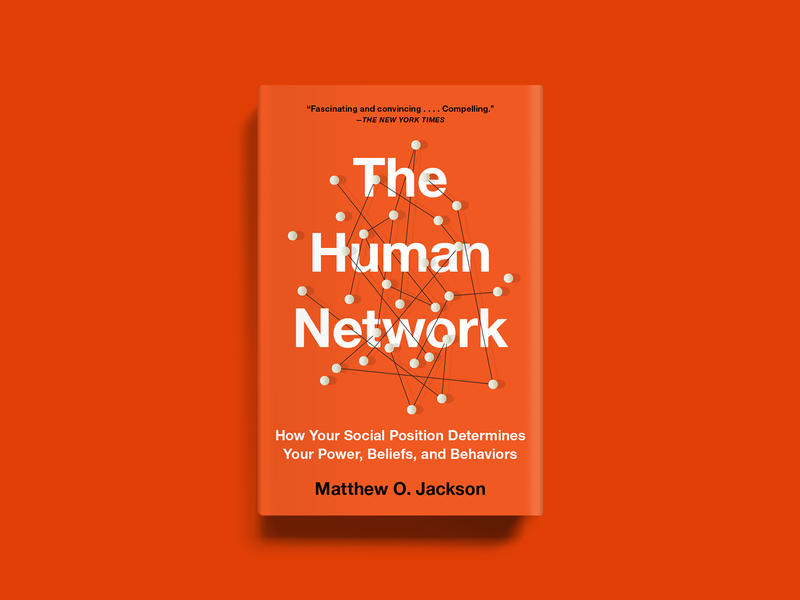 The Human Network book cover