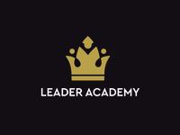 Leader Academy logo concept