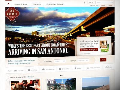 Visitsanantonio Home travel leisure home page carousel icons
