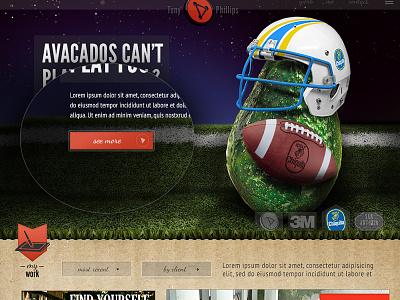 Portfolio site - Button Style/treatment portfolio personal site redesign button style